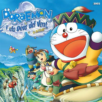 Doraemon i els déus del vent - [2003]