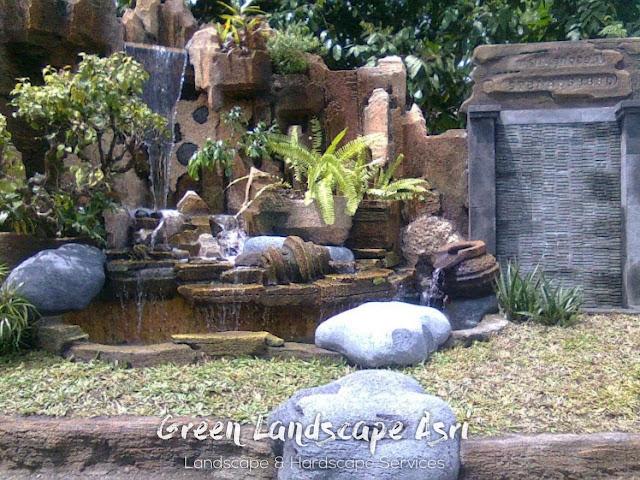 Jasa Pembuatan Relief Kolam Tebing Jombang   Tukang Dekorasi Relief Taman