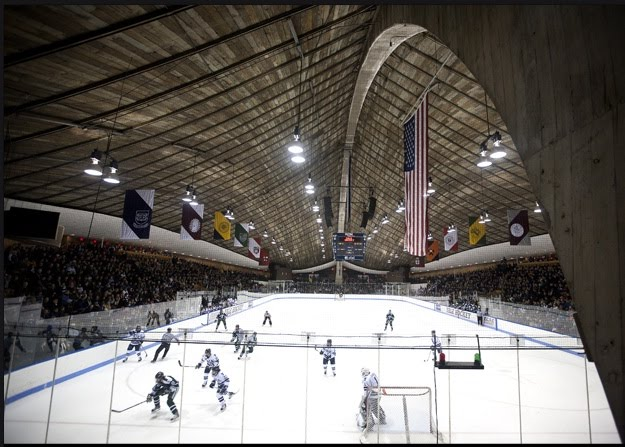 Ace pointed TCD to the Wall Street Journal s subjective ranking of college  hockey barns. Some buildings are familiar to TCD 3b97548d8
