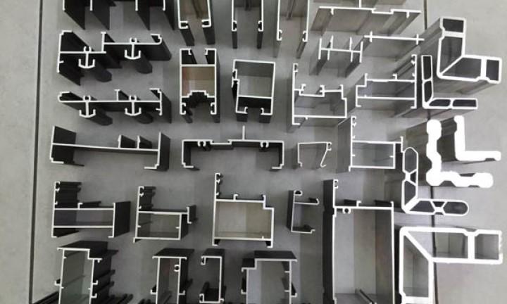 Quy trình sản xuất nhôm định hình chọn kích thước cửa nhôm theo vật liệu nhôm