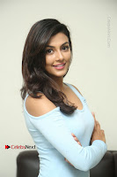 Anisha Ambrose Latest Pos Skirt at Fashion Designer Son of Ladies Tailor Movie Interview .COM 0661.JPG