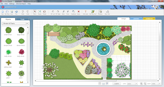 Screenshot Artifact Interactive Garden Planner 3.7.21 Full Version