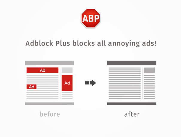 Adblock Plus For Mozilla Firefox Browser