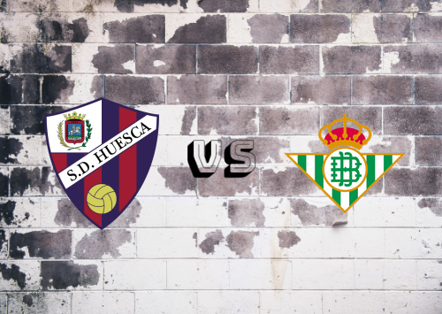 Huesca vs Real Betis  Resumen