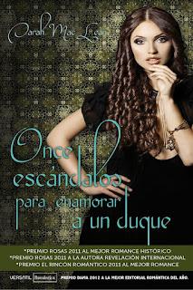 Once escándalos para enamorar a un duque | Love by numbers #3 | Sarah MacLean