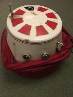 dome bag, r5d4, astromech dome