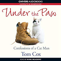 Audiobook cover for Under the Paw