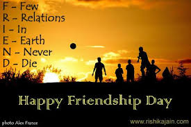 Friendship Daywishing You Happy Friendship Day Celebration Time