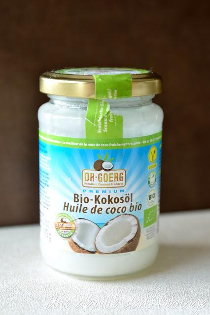huile de coco keimling