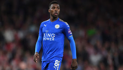 Kelechi Iheanacho targeting improved Leicester City campaign
