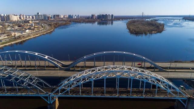 У Києві добудують Дарницький міст за 1,2 мільярди гривень