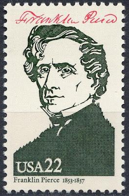 Franklin Pierce  President 1853-1857