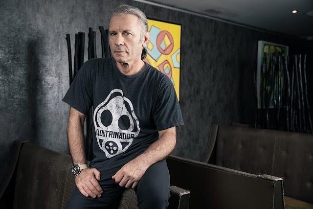 Senjutsu: Bruce Dickinson revela os segredos do novo álbum do Iron Maiden