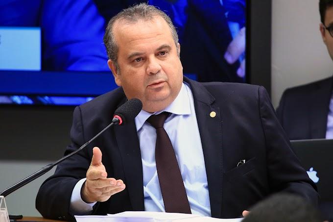 Ministro Rogério Marinho anuncia R$ 4 milhões parasaneamento em cidade do RN