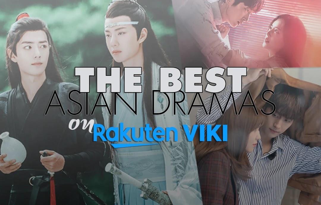10 Ασιατικές Σειρές που πρέπει να δεις στο Rakuten Viki
