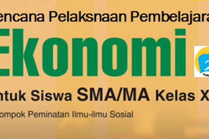 RPP Ekonomi Kelas X K13 Semester 2 Tahun 2019