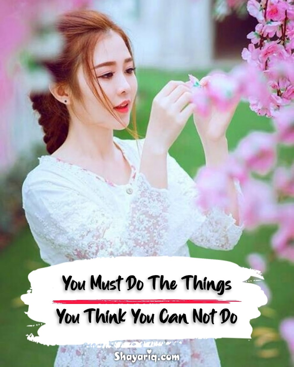 You Must Do - Motivational Quotes