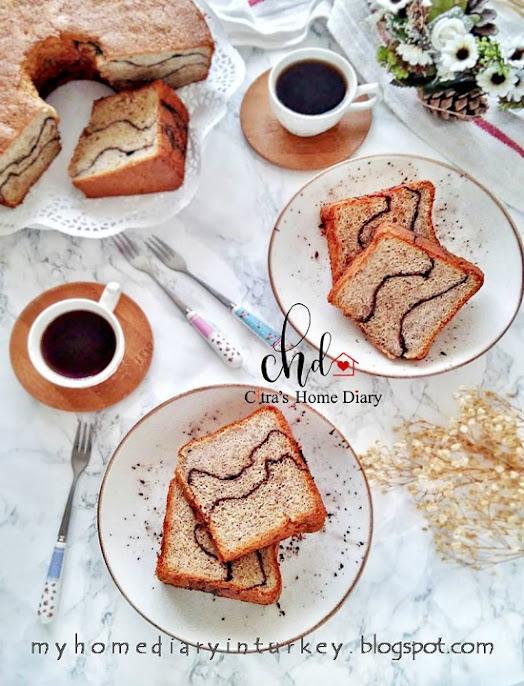 Banana Chiffon Cake Recipe with video   Çitra's Home Diary. #bananacake #chiffoncake #bananachiffoncake #cakerecipe #dessert #resepchiffoncake #şifonkektarifi #şifonkek