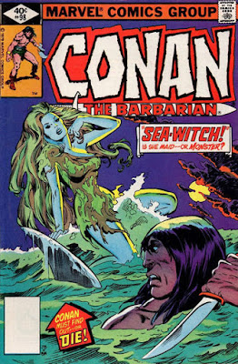 Conan the Barbarian #98