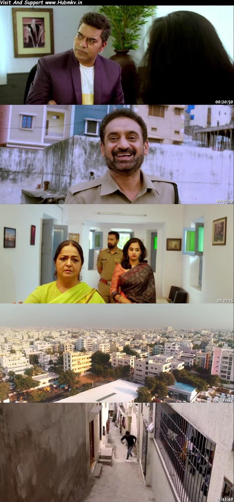 Viswamitra 2019 BluRay 480p Dual Audio In [Hindi English]