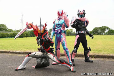 Kamen Rider Saber Special Episode Preview