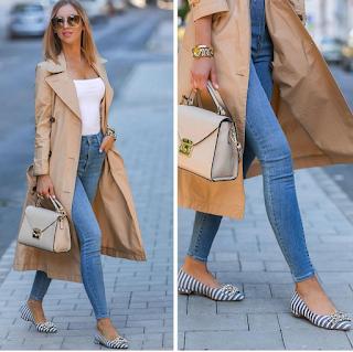 looks con zapatos planos