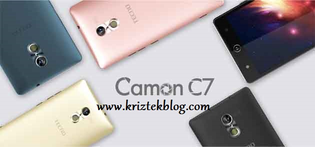 Tecno Camon C7 Official Specs Review And Photos