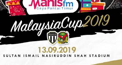 Live Streaming Terengganu vs Kedah (Piala Malaysia) 13.9.2019