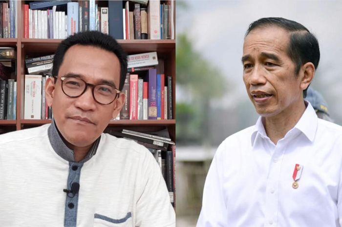 Refly Harun Sebut Jokowi Secara Objektif Berhasil Jadi Presiden, Tapi...