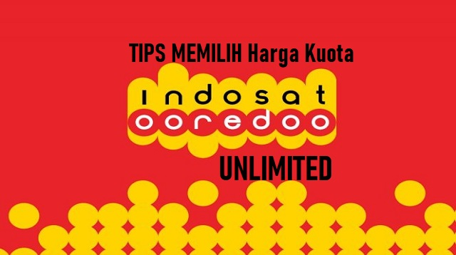 Harga Kuota Indosat Unlimited