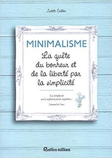 Minimalisme de Judith Crillen PDF