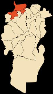 دائرة قايس ولاية خنشلة
