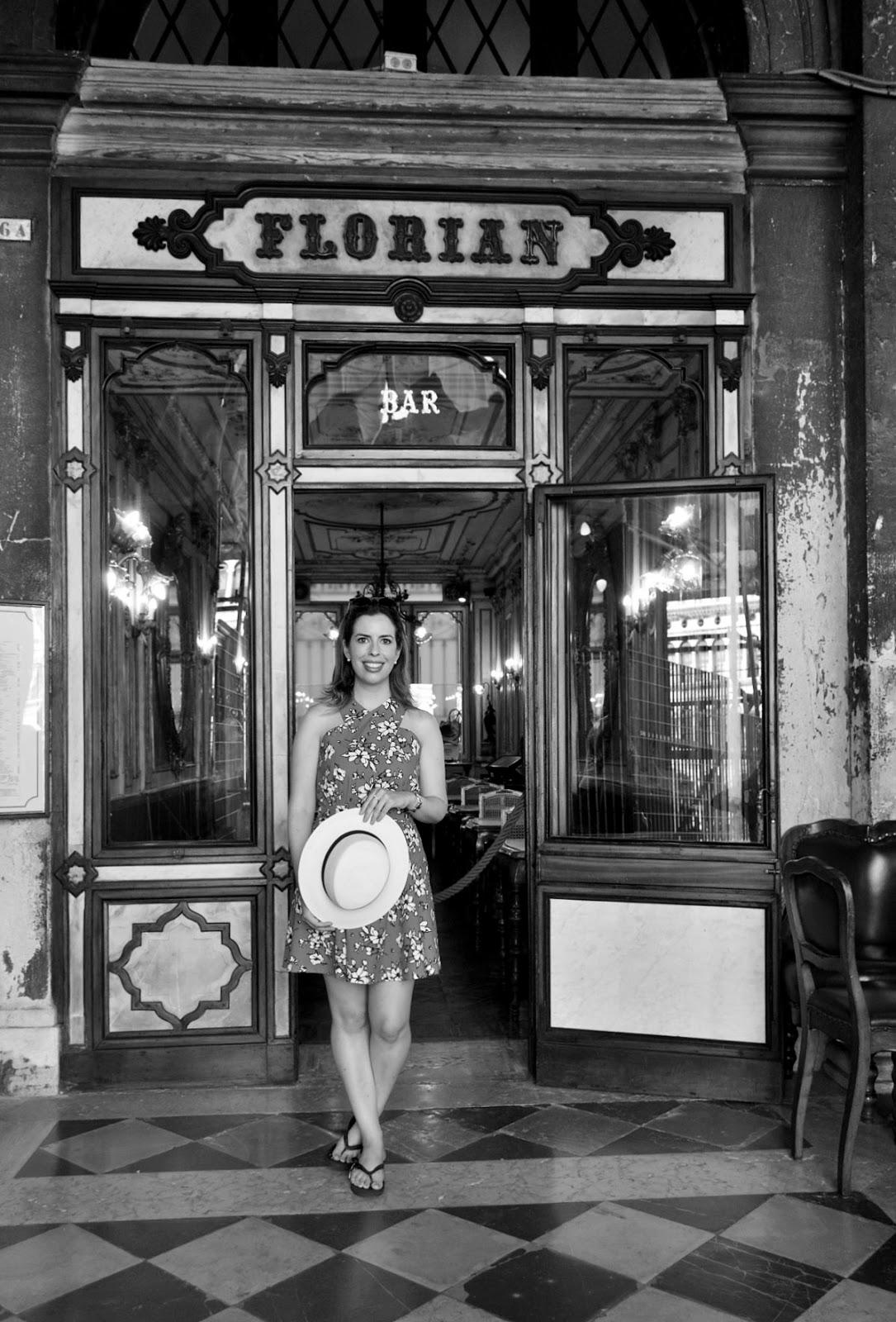 cafe florian piazza san marco venice italy