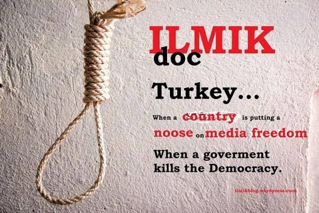 """ILMIK"" η αποκαλυπτική ταινία-ντοκουμέντο για την ελευθερία του τύπου και τα ανθρώπινα δικαιώματα στην Τουρκία"