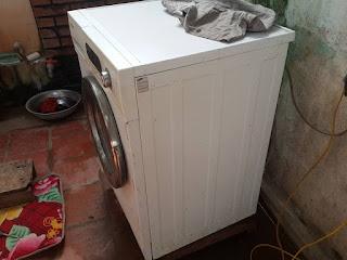 Sửa máy giặt Sanyo tại Hà Nội uy tín
