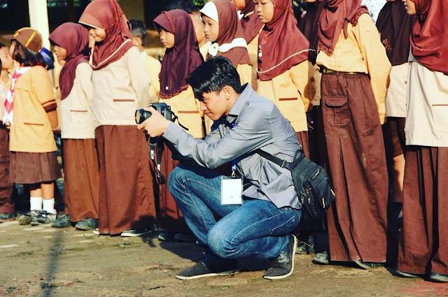 Relawan Dokumentator