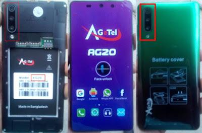 Agetel AG20 Flash File