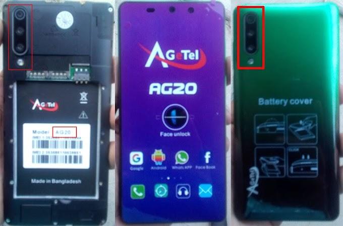 Agetel AG20 Flash File   MT6572   Android 9.0