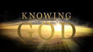 YOU WANT TO KNOW MORE ABOUT GOD? HERE IS HOW.