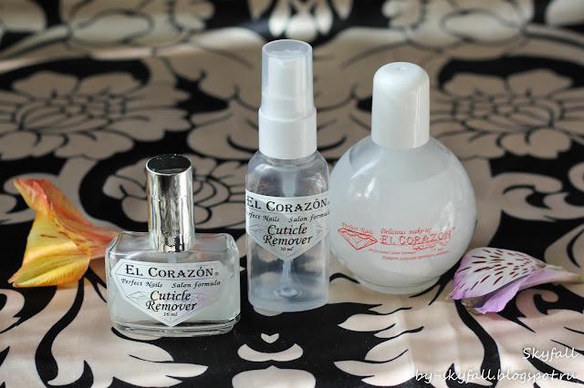 Гель для удаления кутикулы El Corazon Perfect Nails №409 Cuticle Remover