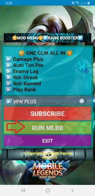 MLBB Rank Booster