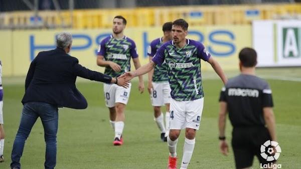 Málaga, con Scepovic son 14 los jugadores que han anotado