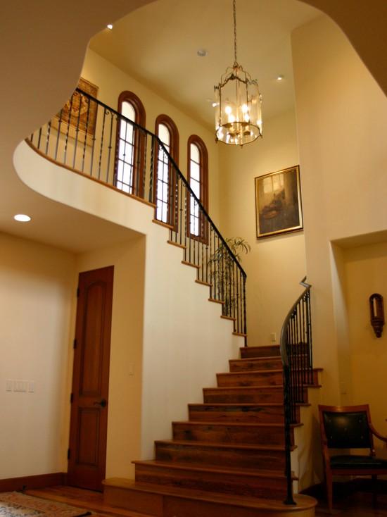model rumah gaya spanyol 2