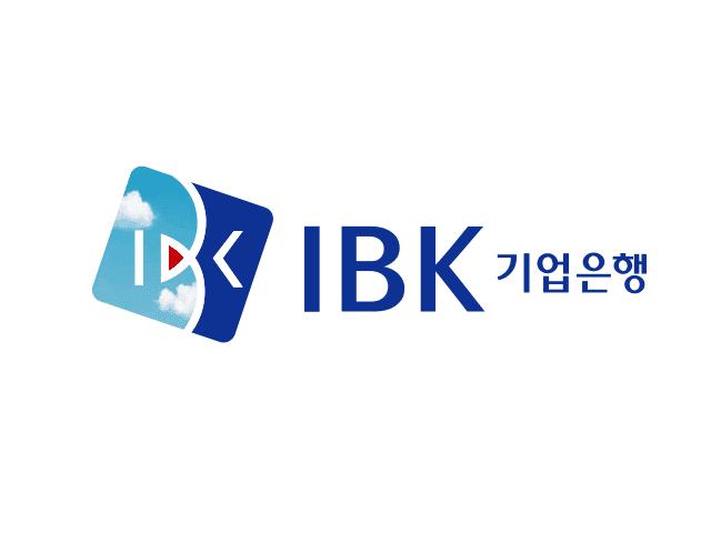 DOMAWE.net: IBK 기업은행 로고 벡터