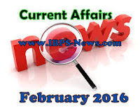 february 2016 current affairs