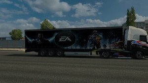 Electronic Arts trailer mod