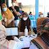 Belum 18 Tahun, Disya Tak Jadi Ikut Vaksin Di Balai Tongah Koto Payakumbuh