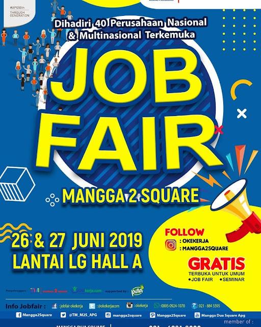 Job Fair Jakarta Terbaru 2019