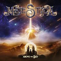 """Το βίντεο των Majestica για το """"Above The Sky"""" από τον ομότιτλο δίσκο"""