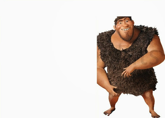 DISFRACES INDIVIDUALES CROODS